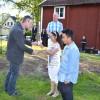 Meliassa Gustavsson och hennes son Dominic Cagulada är nyblivna svenska medborgare.