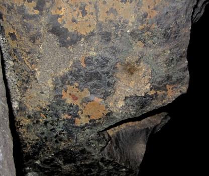 17 IMG_5154 Mineralet limonit eller järnockra