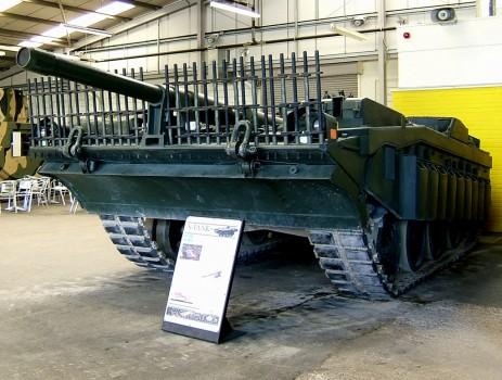 20 Stridsvagn 103 eller Stridsvagn S