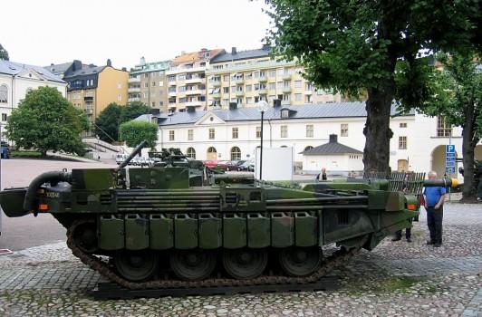 21 Stridsvagn 103 S