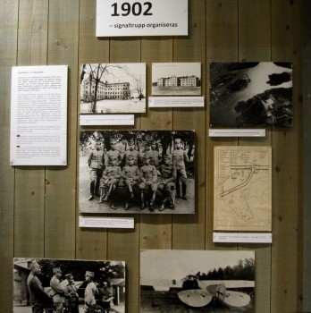 24 IMG_5239 Signaltruppernas historia