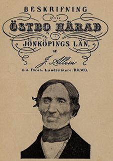 1 Jonas Allvins bok Östbo härad 1854