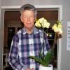 Lars-Inge Hellén blev föreningens medlem nr 350