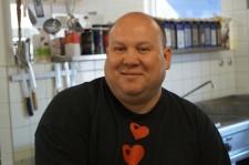 Ted Engdahl berättar om början av sin smörgåsbutik.