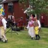 Folkdansarna igång
