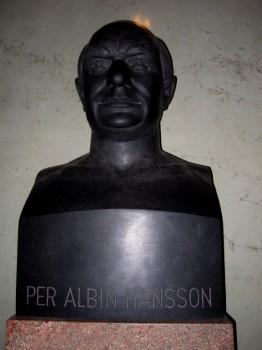 15 IMG_0810 Riksdagshuset, Stockholm, guide Meeri Wasberg, Per Albin Hansson