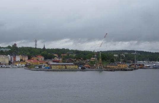 5 IMG_0834 Skeppsholmen, Kastellholmen från Fjällgatan på Söder
