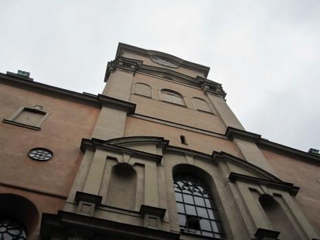 6 IMG_0793 Storkyrkan vid Stockholms slott, skulpturen St