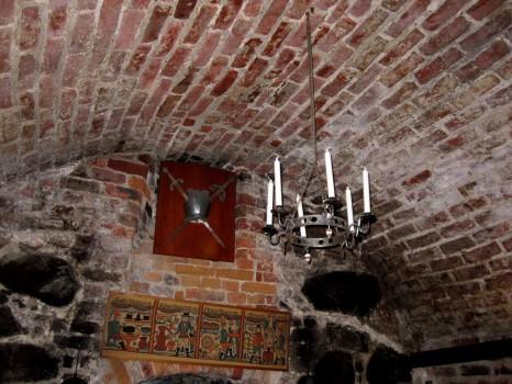 7 IMG_0796 Middag i källarvalv från 1200-tal, Gamla stan