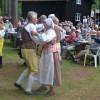 Uppskattade folkdansare.