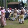 Tenhults folkdanslag.
