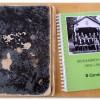 Den gamla notboken och den nya.