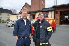 Mats Carlsson och Fredrik Karlsson.