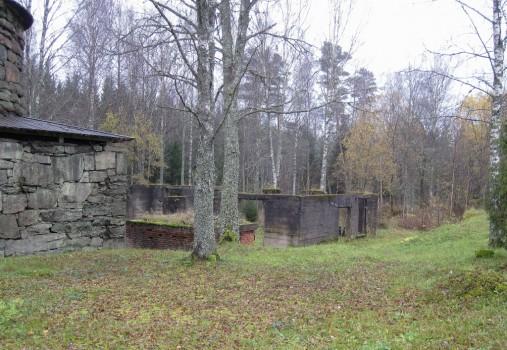 5 IMG_1567 Masugnen i Häryd + rester av gjuteriet