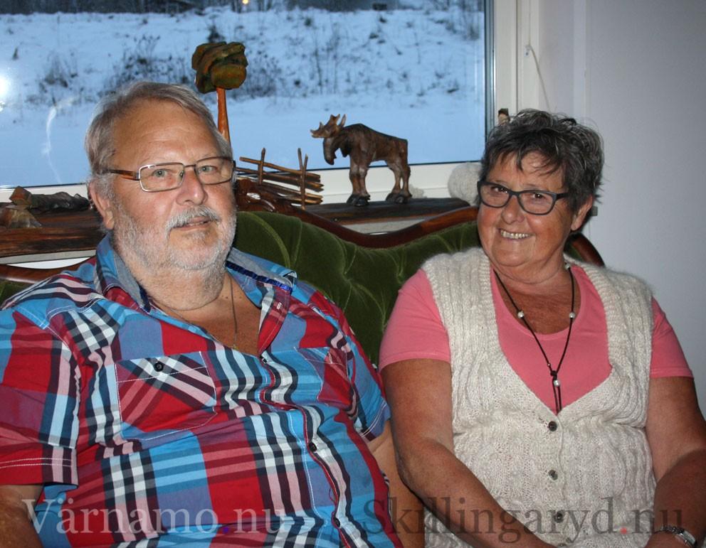 Jonny Petersson och Inger Gustavsson drev Järnvägshotellet länge