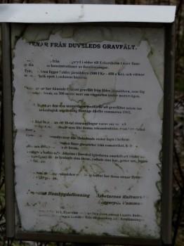 2 IMG_1973 Duveleds gravfalt flyttade stenar pga vagbygge