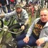 Per-Michael Rydahl och Jonas Benne gillar cyklar
