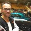 Per Olofsson tycker om veteranbilar