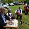 Folkdansarnas musiker.