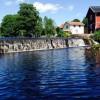 194. En tur med kanot i Härån i juli 2015. Foto: Anna Seidemar. 150817