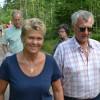 Carina Bardh och Lennart Karlsson.