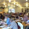 Kommunfullmäktige sammanträder i Vaggeryds kommun.