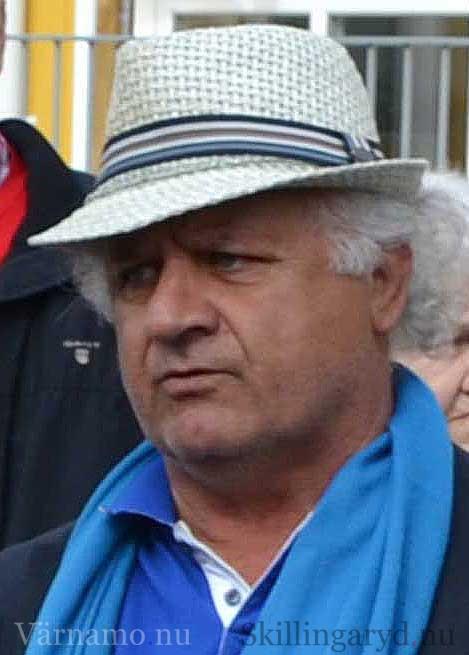 Fastighetesenhetens chef Georg Theodoridis.
